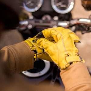 Motorhandschoenen