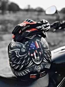 Motorfiets Helm