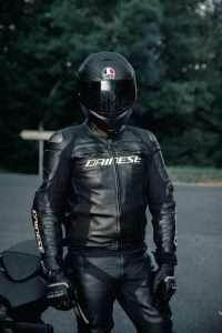 Motorfietskleding Leer of Textiel?