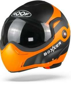 ROOF BoXXer Fuzo Mat Oranje Zwart  XL