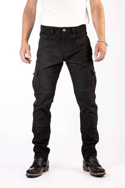 ROKKER Black Jack Slim Zwart  L36/W32