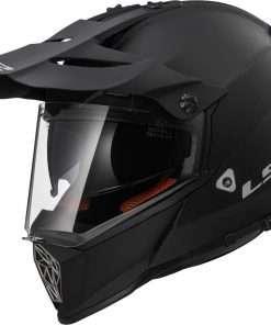 LS2 MX436 Pioneer Evo Matt Black