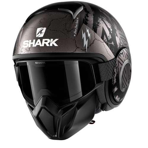 SHARK Street-Drak Crower
